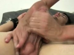 Nude young boys massage videos gay He didn't even need