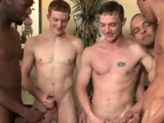 S sex bukake gays xxx Young Isaac arrived on the set with