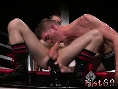 Uncut fisting gay twink video and emo porno Slim and
