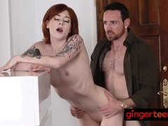 RedHead Ava Little gets picked up