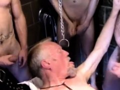 Young guys ass hole gay Post Fisting Session Jerk Off