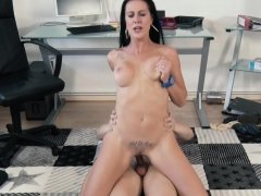 HITZEFREI Texas Patti loves being fucked by younger men