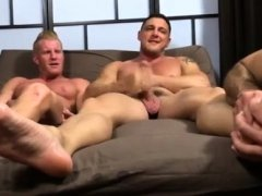 Legs shaving gay porn and over head cock suck Ricky