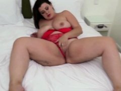 EXTREM FAT GERMAN TEEN GET HOMEMADE FUCK IN THREESOME