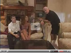 Brunette gets humped by a pro..RDL