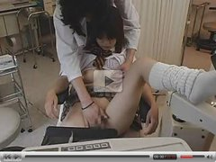 Spycam during Medical Examination Part 3