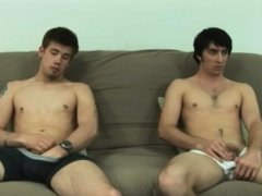 Straight man underwear gay porn and buddies get bored