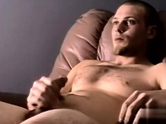 Boy close up gay sex video Sexy Taz Busts His Second Nutt