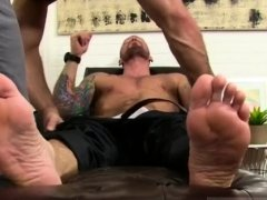 Old mature young boy gay porn first time Hugh Hunter