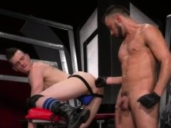 Old fist gay first time Sub bang-out pig, Axel Abysse