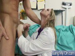 Pacients Get A Fucking Treat From Doctors video-30