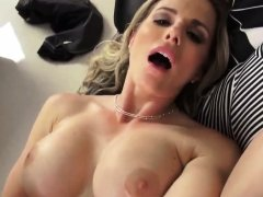 Stripper mom Cory Chase in Revenge On Your Father