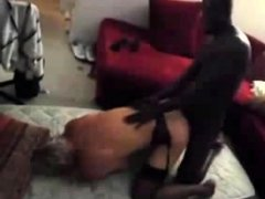 Husband watches wife drilled by bbc cuckold