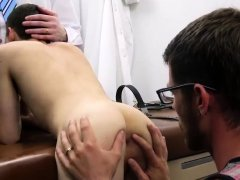 Young boys who suck old men cock gay xxx Doctor's Office