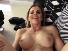 Hidden sex with partners mom Cory Chase in Revenge On