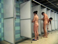 Two Hidden Shower Scenes Make One Very Good Voyeur Video