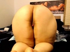 Wild Webcam Solo of 43 Years old BBW Jenny