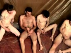 Naked man pissing huge dick cock and handsome young boys