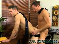 Fucking very small gay twink Jachum's son's firm hard-on