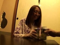 Horny busty japanese teen group sex with big black dick