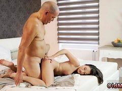 Dirty old man fucks young girl first time Her Wet Dream