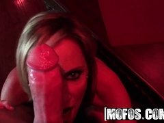 Milf boss Jodi West fucks her busboy