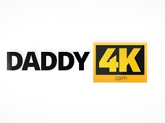 DADDY4K. Sex with old guy is what beauty needed to try in...