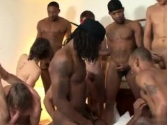 Tiny gay twink bukake and spanish boys cumshots From Jail