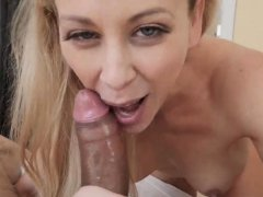 Babe mom Cherie Deville in Impregnated By My
