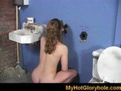 Beautiful blowjob Amazing gloryhole sucking 11
