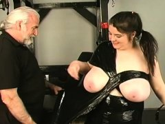 Elegant gal is a who likes to get fucked hard