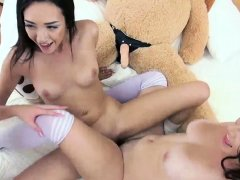 Teen full of cum Bear Necessities