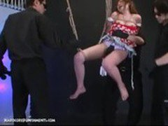 Japanese Bondage Sex - The Punishment of Ayumi
