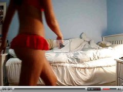 Hot Teen Dancing Naked