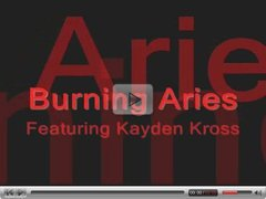 Kayden Kross featuring the music of burning aries