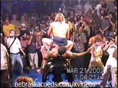 Mexico Spring Break Naked Bull Riding