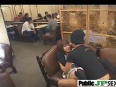 Asians Japanese Getting Hard Fucked In Public video-07