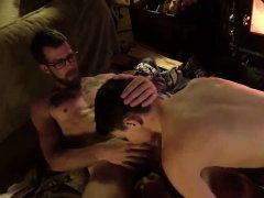 Two boys gay sex stories Dad Family Cabin Retreat