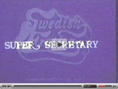 Swedish Erotica - Super Secretary