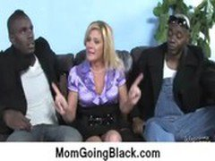 Just whatching my mom in interracial hardcore fucking 1
