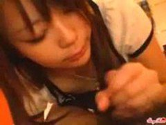 asian hoikushi blow job