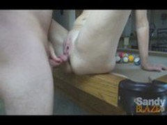 Amatuer Wife Gets Sloppy Creampie