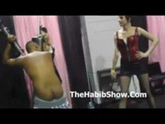 Exxxotica Chicago Series.. Marine gets Beat down by cute Hoes P2