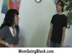 My hot mom getting a huge black dick 1