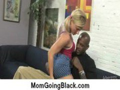 My hot mom getting a huge black dick