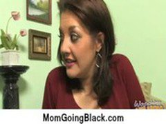 My hot mom getting a huge black dick 3