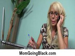 My hot mom getting a huge black dick 17