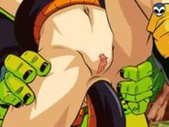 Dragon Ball - Cell &amp_ 18 (EroParadise.com.br)