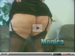 BBW MONICA ANAL ASSFUCKED BY BBC TROIA bello duro per bene in fondo al culo e spacca tutto