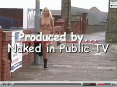 2 girls naked in English country town